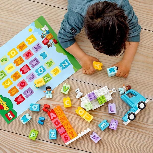 10915 - LEGO® DUPLO le camion des lettres