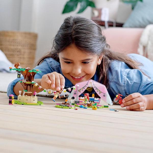 41392 - LEGO® Friends le glamping dans la nature