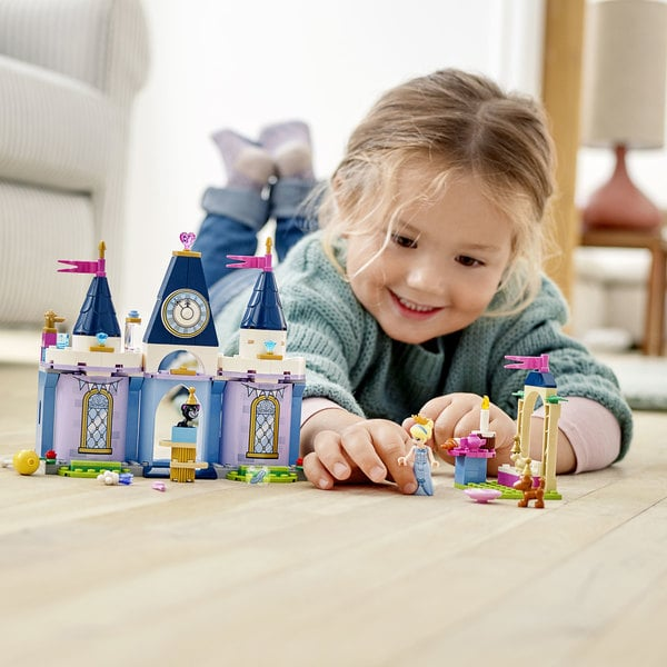 43178-LEGO® Disney Princesses La célébration au château de Cendrillon