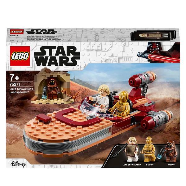75271-LEGO® Star Wars Le Landspeeder de Luke Skywalker