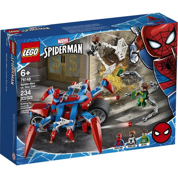 76148-LEGO® Marvel Super Heroes - Spider-Man contre Docteur Octopus