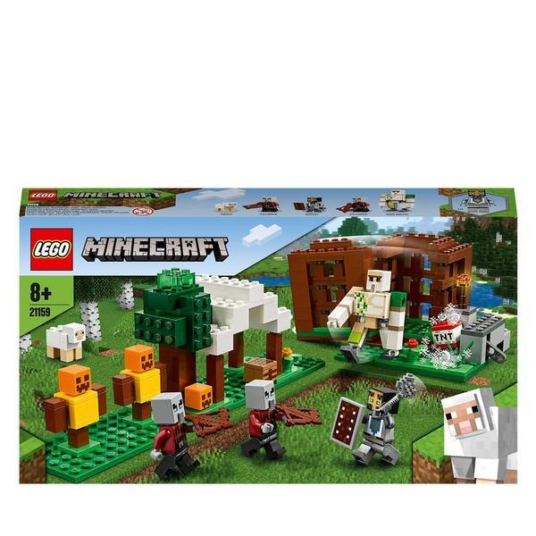 21159 - LEGO® Minecraft l'avant-poste des pillards