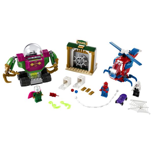 76149-LEGO® Marvel Super Heroes - La menace de Mystério