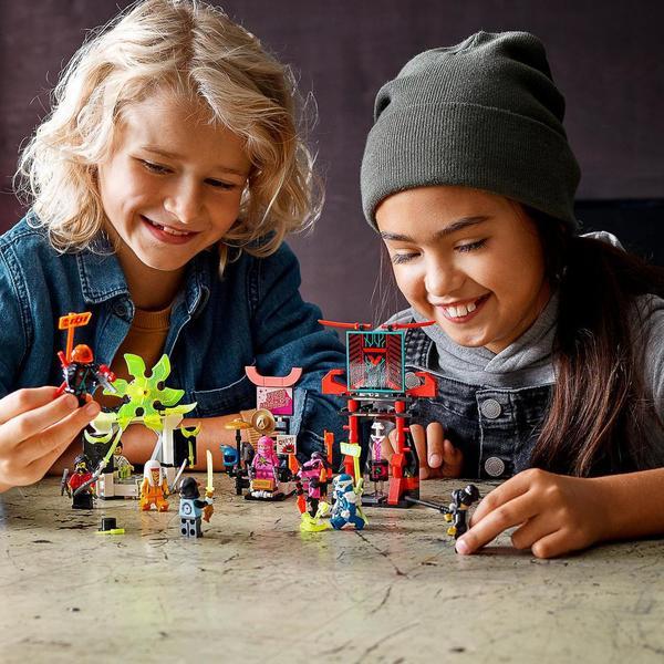 71708 - LEGO® Ninjago le marché des joueurs