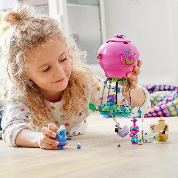 41252 - LEGO® Trolls World Tour - Les aventures en montgolfière de Poppy
