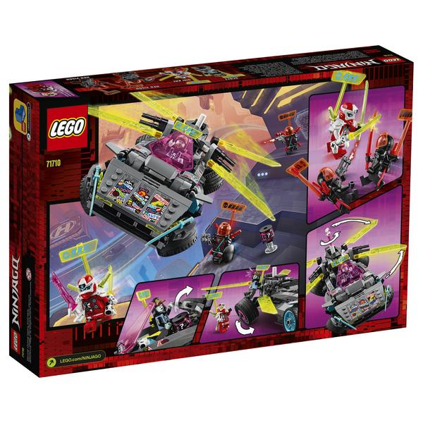 71710 - LEGO® Ninjago la voiture ninja