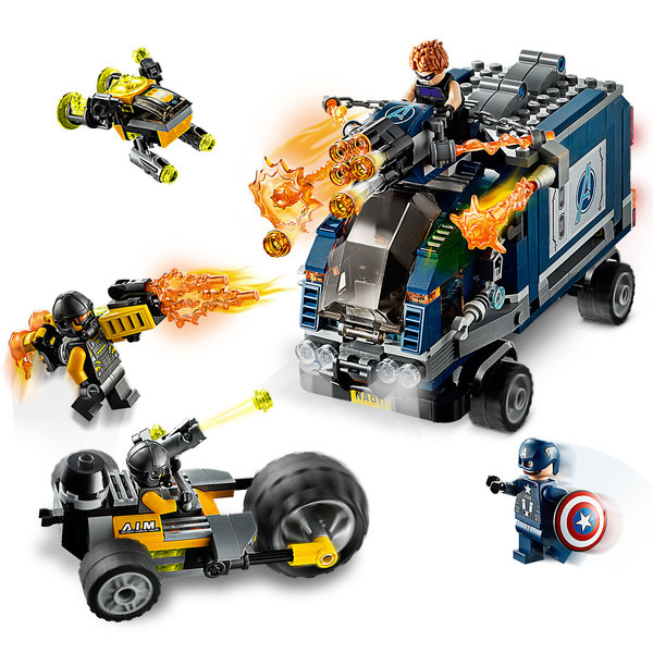 76143-LEGO® Marvel Super Heroes - L