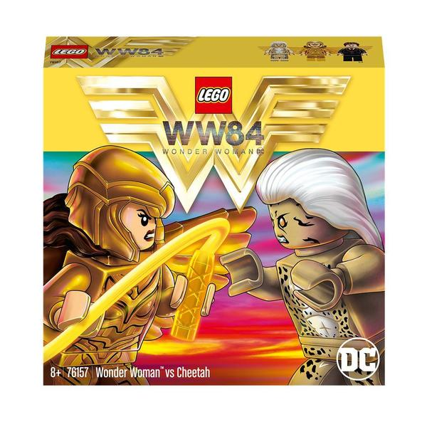 76157 - LEGO® DC Comics Super Heroes - Wonder Woman vs Cheetah