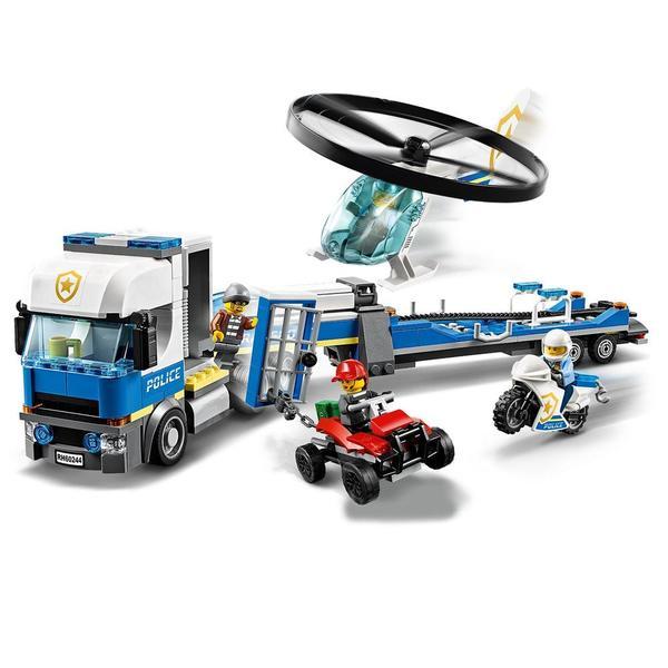 60244 - LEGO City le transport de l