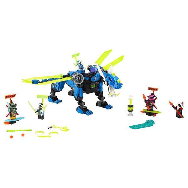 71711 - LEGO® Ninjago le cyber dragon de Jay