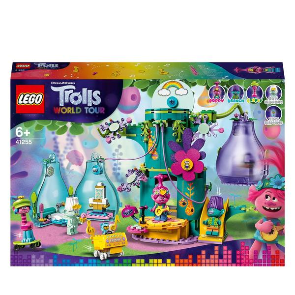 41255 - LEGO® Trolls World Tour - La fête au village pop