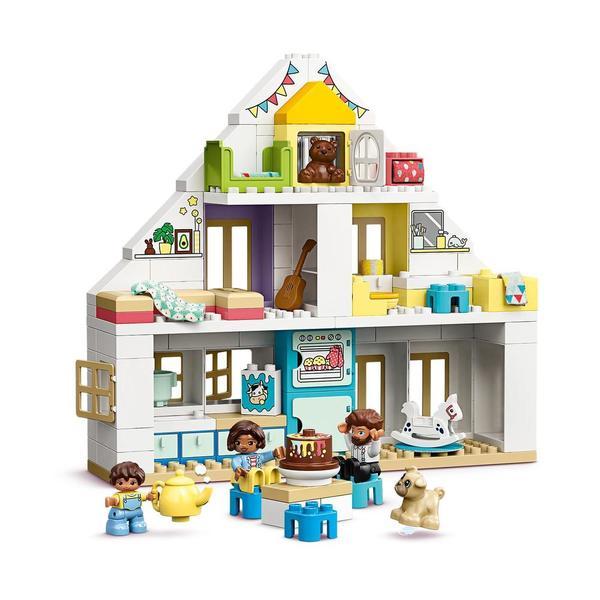 10929 - LEGO® DUPLO la maison modulable