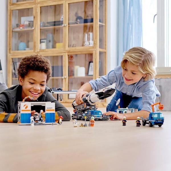 60229 - LEGO® City le transport de la fusée