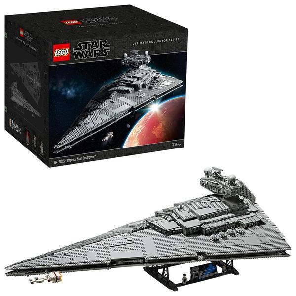 75252-LEGO® Star Wars Imperial Star Destroyer