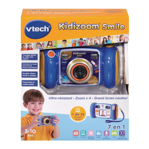 Appareil photo Kidizoom Smile bleu