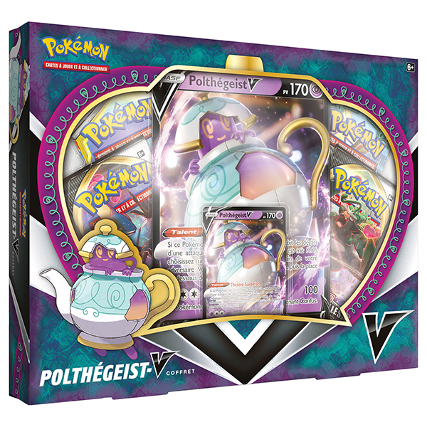 Pokémon - Coffret 4 Boosters mai 2020