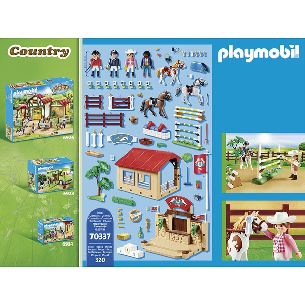 70337 - Playmobil Country - Centre d