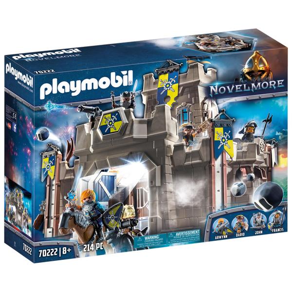 70222 - Playmobil Novelmore - Citadelle des chevaliers du Loup