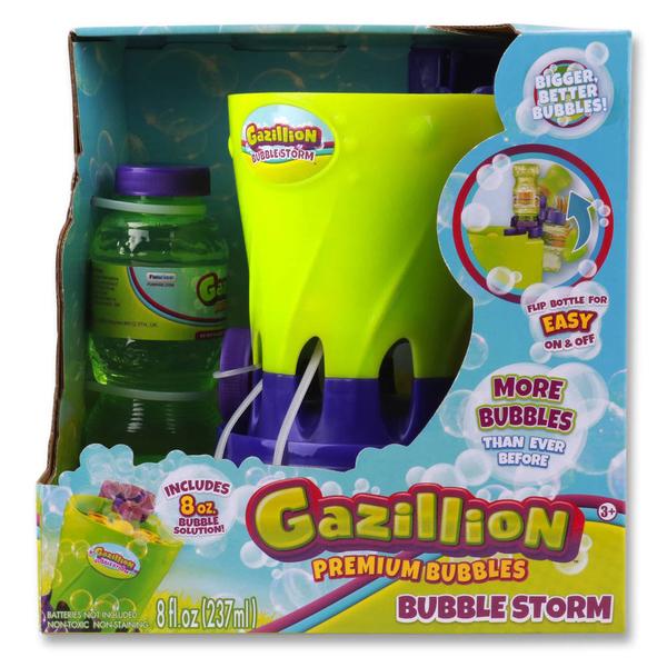 Machine à bulles Bubble Storm