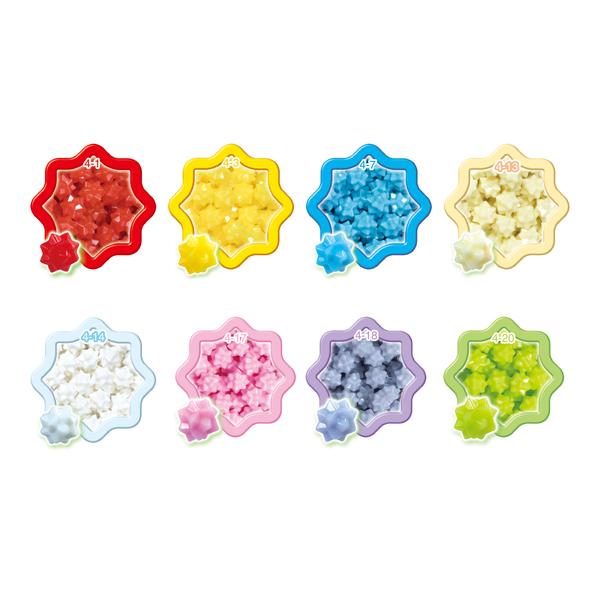 Aquabeads - 31603 - Recharge perles étoiles