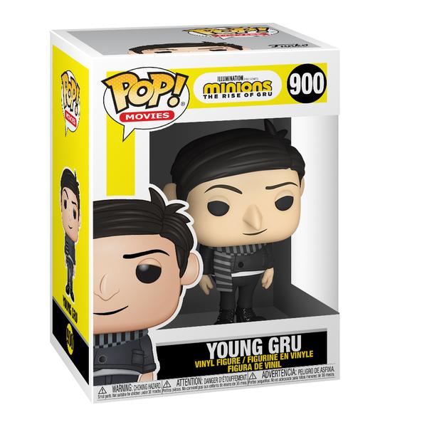 Figurine Minions Gru jeune - Funko Pop 900