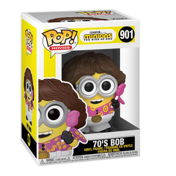 Figurine Funko POP Bob années 1970 - Les Minions