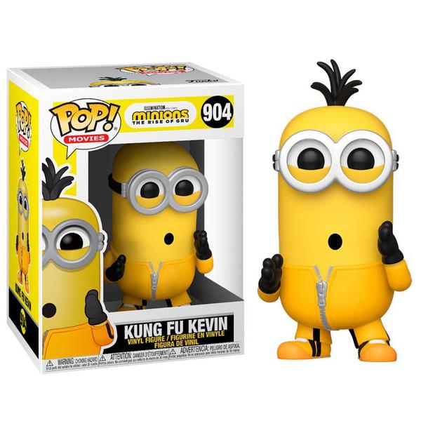 Figurine Funko POP Kung-Fu Kevin - Les Minions