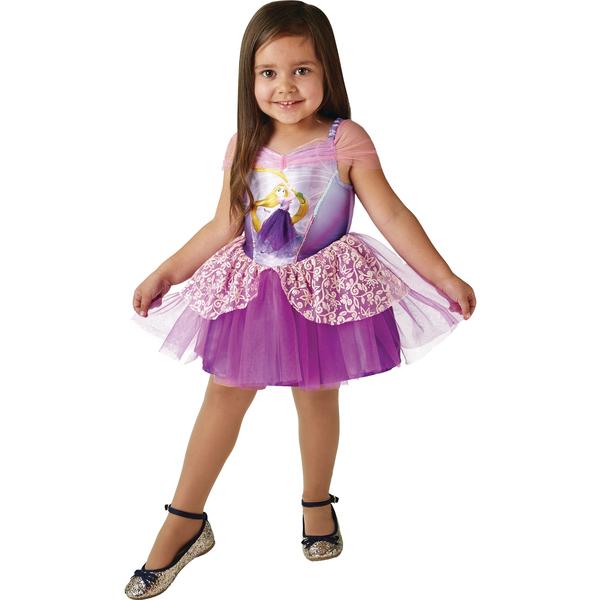 Déguisement de ballerine - Raiponce 5-6 ans - Disney Princesses