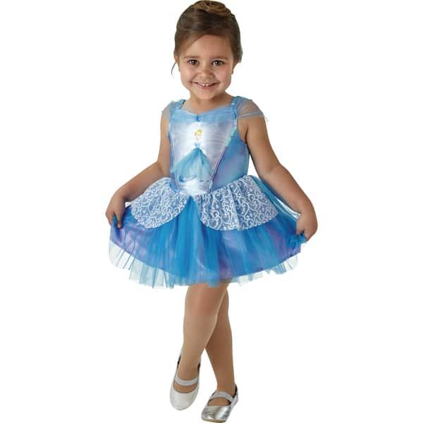 Déguisement de ballerine - Cendrillon 5-6 ans - Disney Princesses