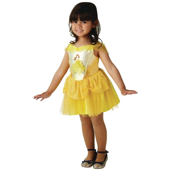 Déguisement de ballerine - Belle 5-6 ans - Disney Princesses