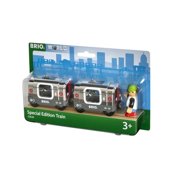 33838 - Brio World - Métro édition spéciale 2020