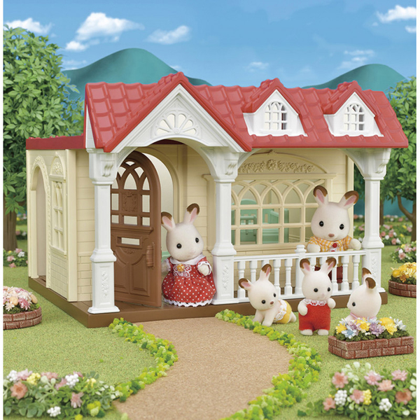 Sylvanian Families - 5393 - La maison framboise