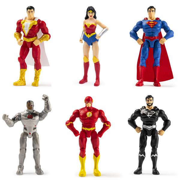 Figurine 10 cm Justice league