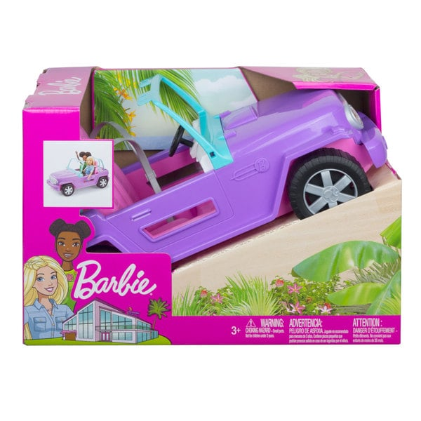 Buggy Barbie