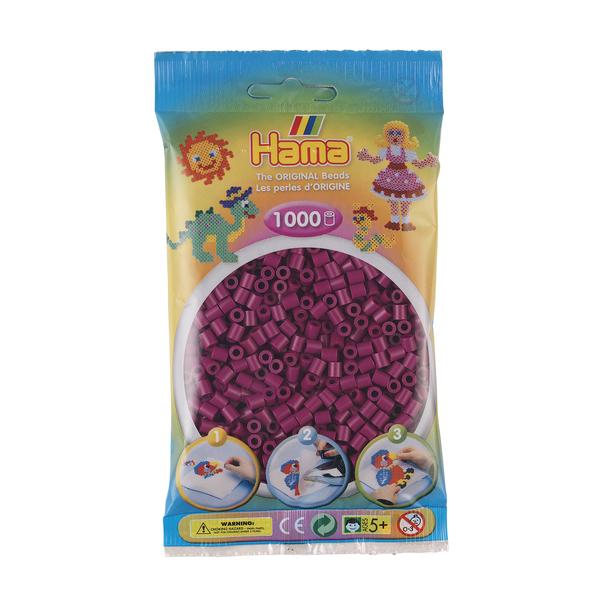 Perles Hama - 1000 perles prune