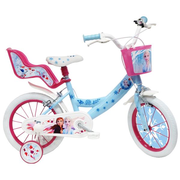 Vélo 14 pouces La Reine des Neiges 2