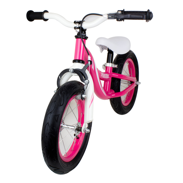"Draisienne Funbee avec frein 12"" rose"