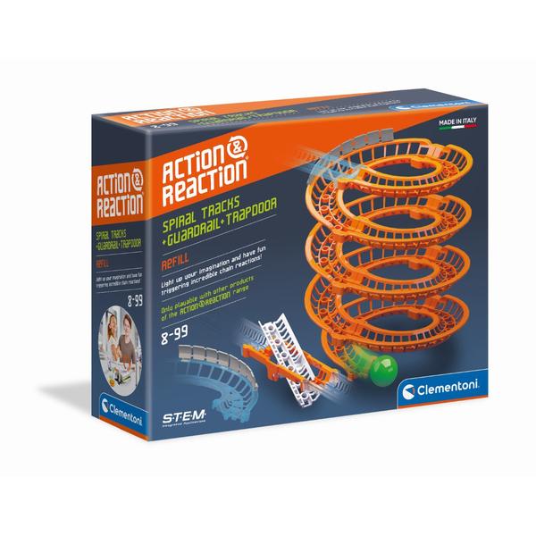 Action et réaction- Pack d'extension spirales et trappes