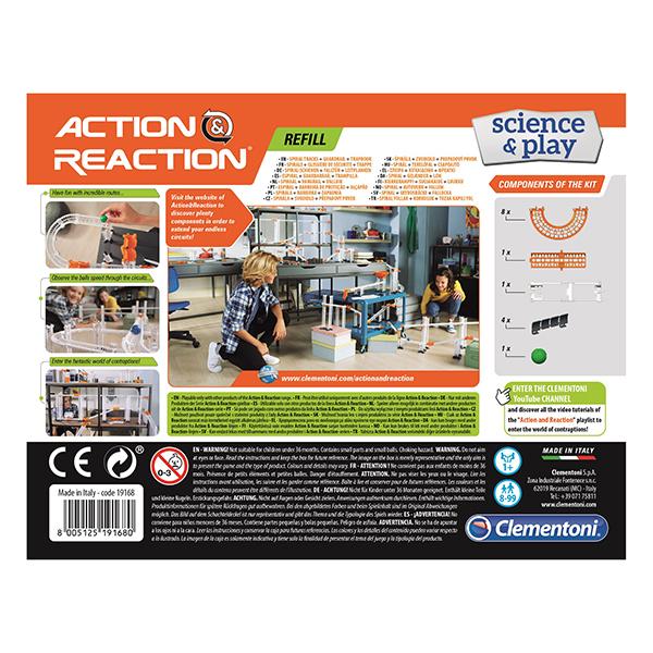 Action et réaction- Pack d