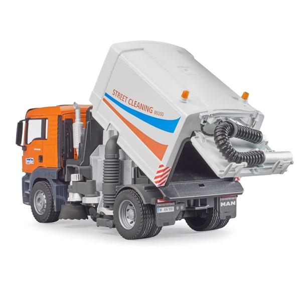 Camion de nettoyage MAN miniature