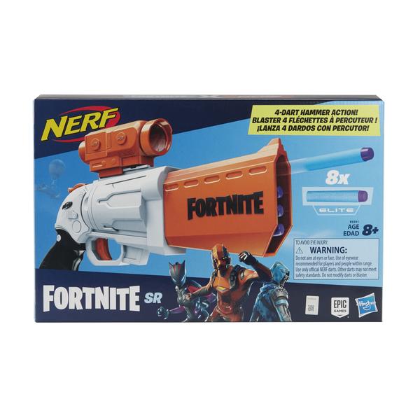 Pistolet Nerf Fortnite SR