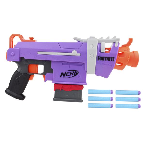 Pistolet Nerf Fortnite SMG-E