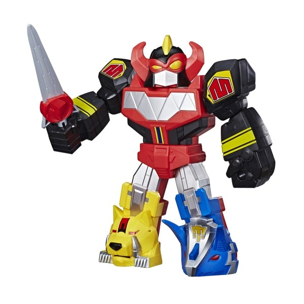 Figurine Megazord Mega Mighties 25 cm - Power Rangers