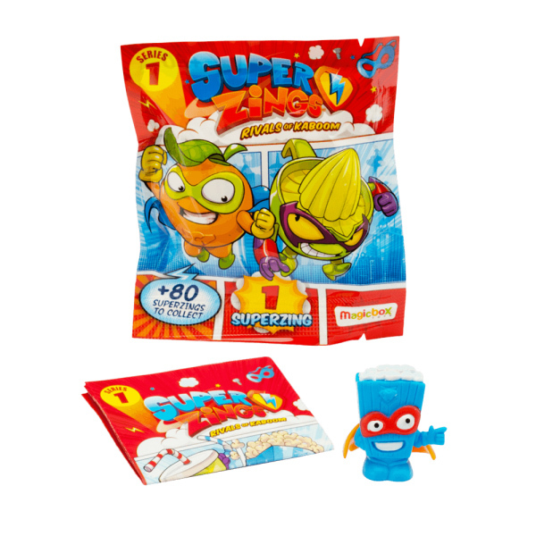 Super Zings - Sachet une figurine