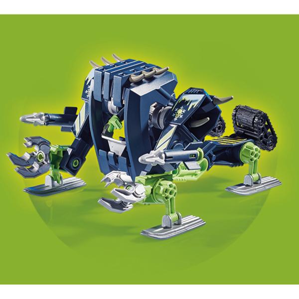 70233 - Playmobil Top Agents - Robot des neiges des Rebelles arctiques
