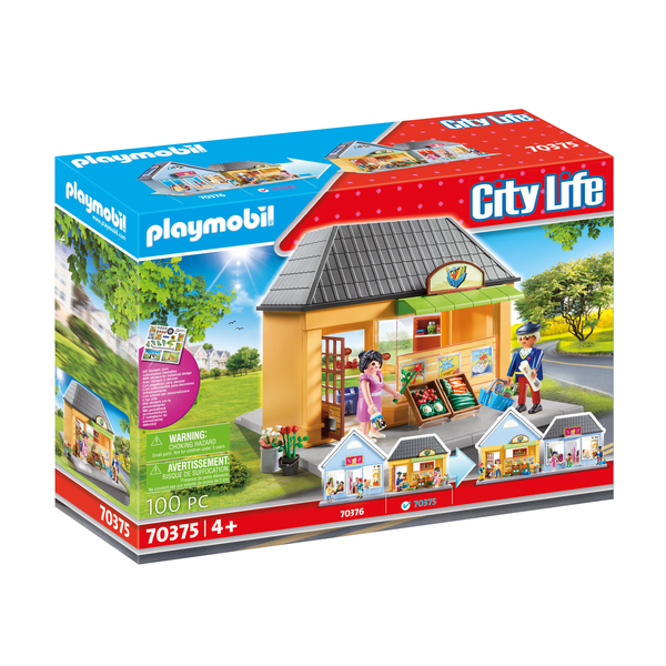 70375 - Playmobil City Life - L'Epicerie