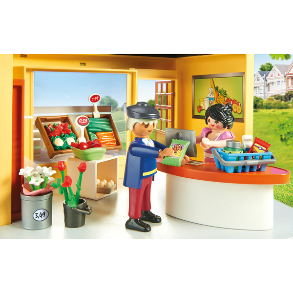 70375 - Playmobil City Life - L