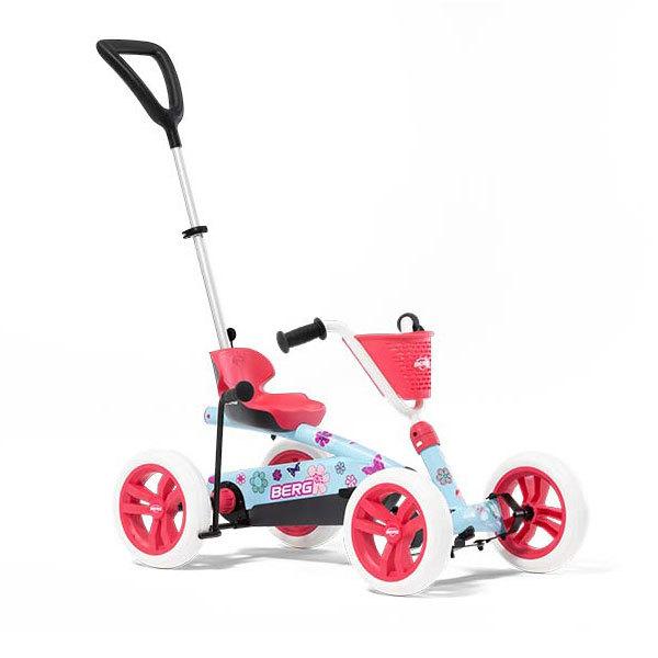 Kart à pédales Buzzy Bloom 2 en 1