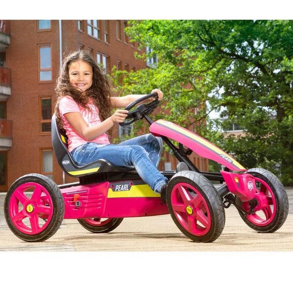 Kart à pédales Rally Pearl