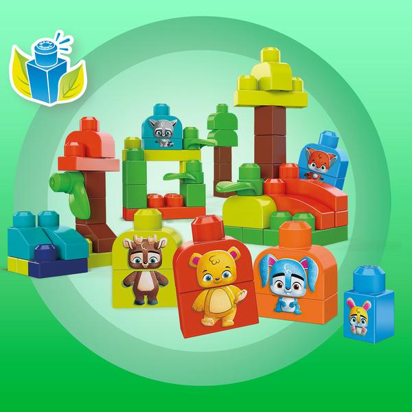 Les éco blocs - Les amis de la forêt
